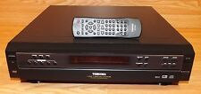 Toshiba SD-K615U Digital Video Home Theater 5-Disc Carousel DVD / CD Player READ