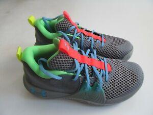 Under Armour Embiid 1 GM PT  3024114  106  man grey shoes sz 11 Black New