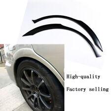 Rear Wide Wheel Arch Fender Flare Lips Factory For Subaru Impreza WRX STI 02-09