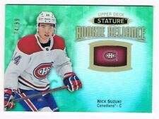 2019-20 Upper Deck Stature Rookie Reliance Green Inserts Pick From List #/99 !!