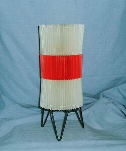 VINTAGE - 1950s - ITALIAN  'ATOMIC' LAMP - WITH TRIPOD BASE