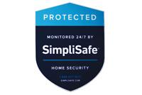 Simplisafe Home Security New Yard Sign 1pk