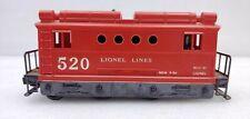 Lionel Trains Postwar 520 Electric Locomotive Engine..Not Running O Scale