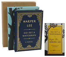 Go Set a Watchman ~ HARPER LEE ~ Signed Limited Collector's Edition ~ 2015