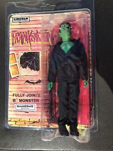 """Lincoln International - Frankensteins Monster Retro Repro 8"""" Figure BrentzDolz"""