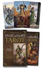 Modern Spellcaster's Tarot (Cards)