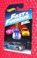 2017 Hot Wheels Fast and Furious Nissan Skyline GT-r (R34)  #2 DWF69-0910