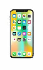 Apple iPhone X - 256GB - Space Gray (Unlocked) Smartphone