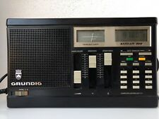 Grundig Satellit 300 (Germany) Shortwave AM FM Radio Receiver