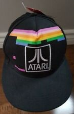 "ATARI 2015 Embroidered ""Breakout"" Video Game Snap Back Adjustable Cap ONE SIZE"