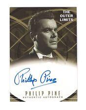 2003 The Outer Limits Premiere Autographs #A13 Philip Pine Actor Director