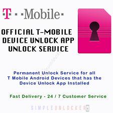T Mobile LG G6 Stylo 4 Aristo 2 Plus Device Unlock App Unlock Service Code