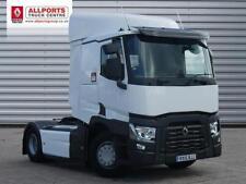 Renault Commercial Lorries & Trucks 4x2 Axel Configuration