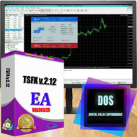 EA forex TSFX (build 1170) reliable and profitable for MT 4