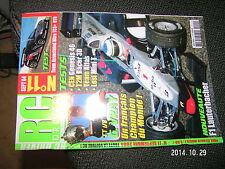 RC Driver n°11 CEN Genesis / F1 Lauterbacher /