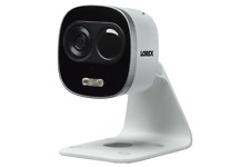 Lorex 4K IP Two-Way Talk Active Deterrence Security Camera,130ft Night Vision
