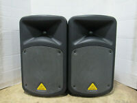 Behringer Europort EPS500MP3 8-Channel Portable PA System w/ Dual Speakers