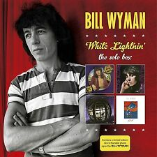 Bill Wyman White Lightnin The Solo Box SIGNED rolling stones lightning vinyl