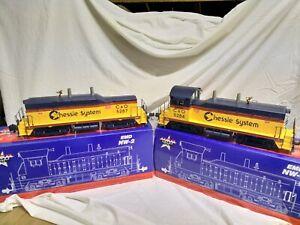 USA Trains 22005/6 cow and calf