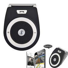 Kit Mains Libre Bluetooth sur Pare-soleil Auto Voiture pour Smartphone / BK