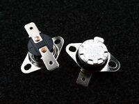 5pcs Temperature Switch Thermostat KSD301 (KSD302) 130°C 266℉ NC