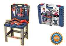 New Children Kids Work Bench Tools Box  Set Toolbox  Pretend Play Screwdriver
