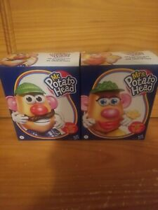 Hasbro MR. And MRS. POTATO HEAD 11 piece set  Brand New in Box!! Discontinued