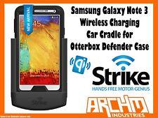STRIKE ALPHA SAMSUNG GALAXY NOTE 3 WIRELESS CHARGING CRADLE OTTERBOX DEFENDER