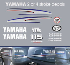 YAMAHA 115hp Four Stroke Fuel Injected