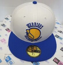 san francisco 71742 5def6 Golden State Warriors Men s New Era 59FIFTY 7 1 2 Fitted Cap Hat