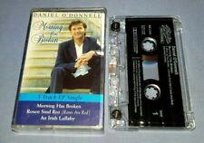 DANIEL O'DONNELL MORNING HAS BROKEN cassette tape single