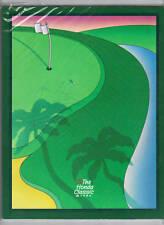 1994 HONDA Classic Golf Program - Autographed JOE ROSE