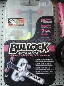 Antifurto bloccapedali con le palle BULLOCK S  Excellence Honda FRV