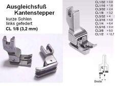 Ausgleichsfuß KANTENSTEPPER links 3,2 mm CL1/8 KURZE Sohlen !!