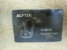 New listing Agptek A50 8Gb Dark Blue Digital Mp3 Player New