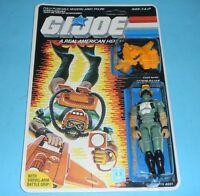 ⭐RECARDED⭐ 1986 GI Joe Wet Suit Figure Complete Sealed ⭐CUSTOM File Card Back⭐