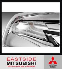 GENUINE MITSUBISHI PAJERO QE SPORT HEADLAMP PROTECTORS MZ350581