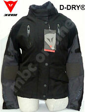 Giacca Dainese 500 GT D-Dry Lady Nero Taglia 44