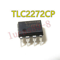 Lot 3 TI TLC2272A LinCMOS Dual Rail-Rail Op Amp SO8