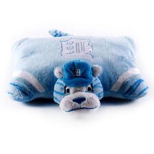 NWT Detroit Tigers Collectible Mini Blue Pillow Pet Baseball Plush MLB Mascot