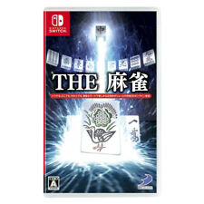 The Mahjong Nintendo Switch 2018 Japanese Factory Sealed