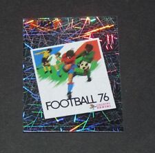 N°1 COUVERTURE 1976 FRANCE PANINI FOOTBALL FOOT 2006 2005-2006
