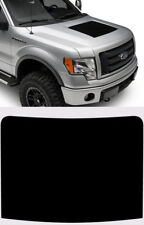 FORD F150 BLACKOUT HOOD VINYL DECAL GRAPHIC FITS 2009 - 2014 MATTE BLACK
