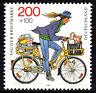 1814 postfrisch BRD Bund Deutschland Briefmarke Jahrgang 1995