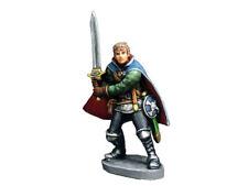Aurora Model Fantasy Game Miniatures 'Warrior' Metal Figure FE-033