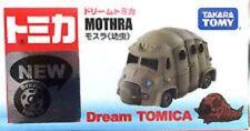 MOTHRA Dream Car DIECAST USA SELLR Tomica Takara Tomy Godzilla 1/46sc hot wheels