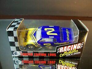 Dale Earnhardt #2 Wrangler Jeans 1981 Pontiac Grand Prix 1:64 RCCA