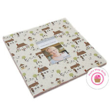 """Moda COTTONTAIL COTTAGE Bunny Hill LAYER CAKE 42 10"""" Squares Quilting EASTER"""