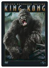 King Kong ( Action-Abenteuer 3 DVDs STEELBOOK )von Peter Jackson mit Naomi Watts