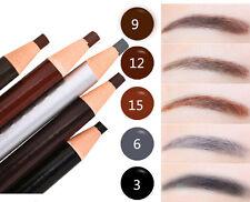 Waterproof Eyebrow Pencil Liner in Dark Brown